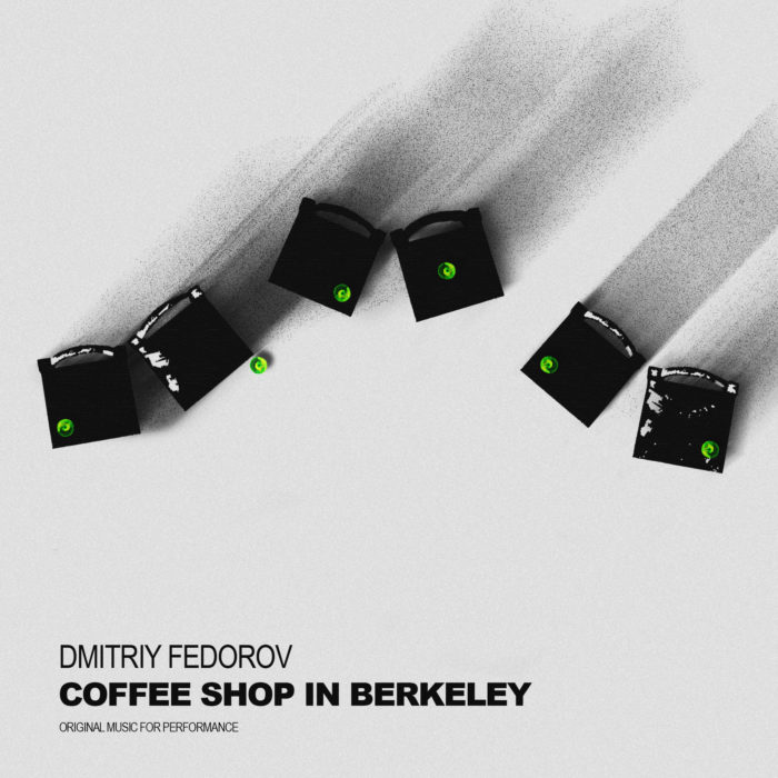 Coffee Shop In Berkeley Cover